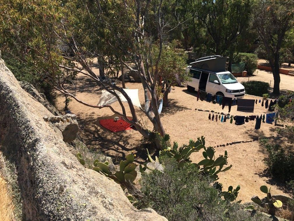 Camping Baia Saraceno